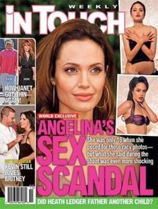 celebrity sex scandal